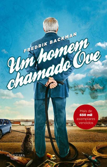 Um homem chamado Ove - Fredrik Backman