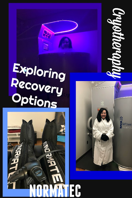 Reviewing The Latest Trends in Recovery: Cryotherapy and Normatecs