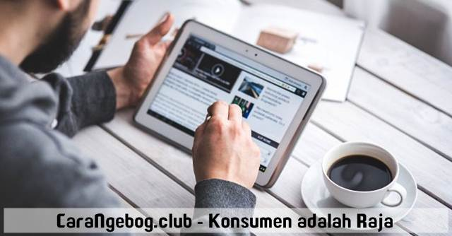 Jalin Komunikasi yang Positif dengan Konsumen, Pentingnya Komunikasi Online yang Positif dengan Konsumen