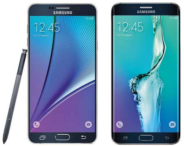 Evleaks reveals the new Samsung Galaxy Note 5 and Galaxy S6 Edge Plus
