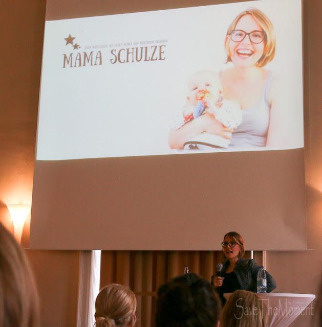Julia Hubinger Mama Schulze denkst