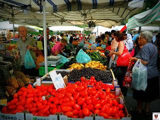 mercato - lunedì - Prato