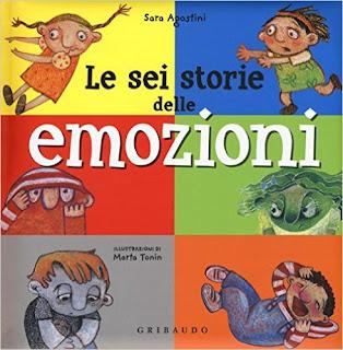 Libro sulle emozioni per imparare