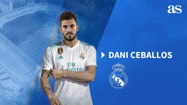 Ceballos Tak Boleh Menyerah Meski Menjadi Ban Serep di Real Madrid