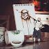 Arte com Café Fotografia e Star Wars