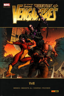 Los Nuevos Vengadores #17 VvX