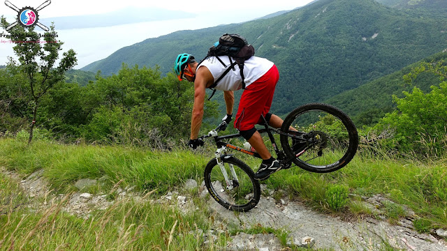 Kroatien Mountainbike Touren mtb