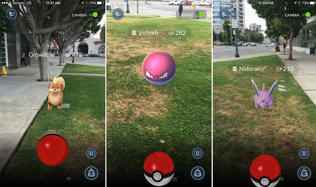 Analisa Mencengangkan Tentang Game Pokemon Go  Menyebar di Sosial Media