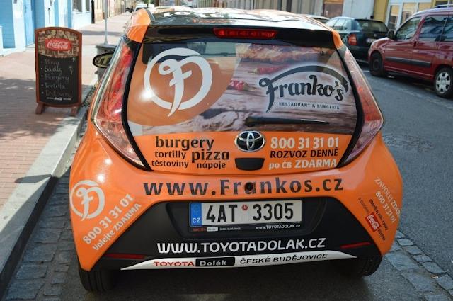 Cashback World - Franko's Restaurant, Burgeria & Pizzeria