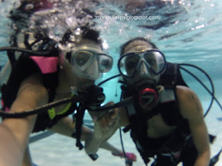 indoor scuba diving