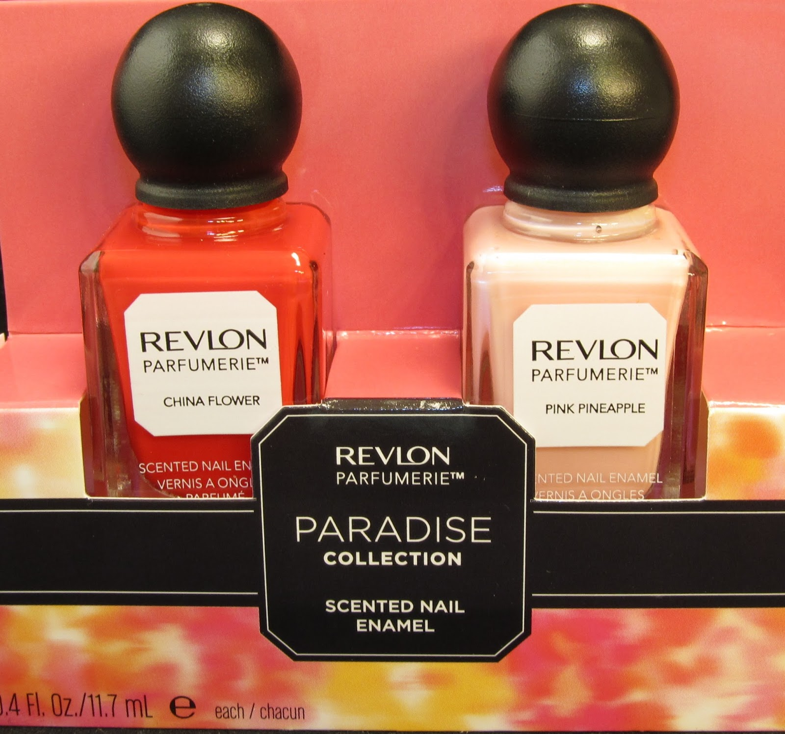 Revlon Parfumerie - China Flower & Pink Pineapple