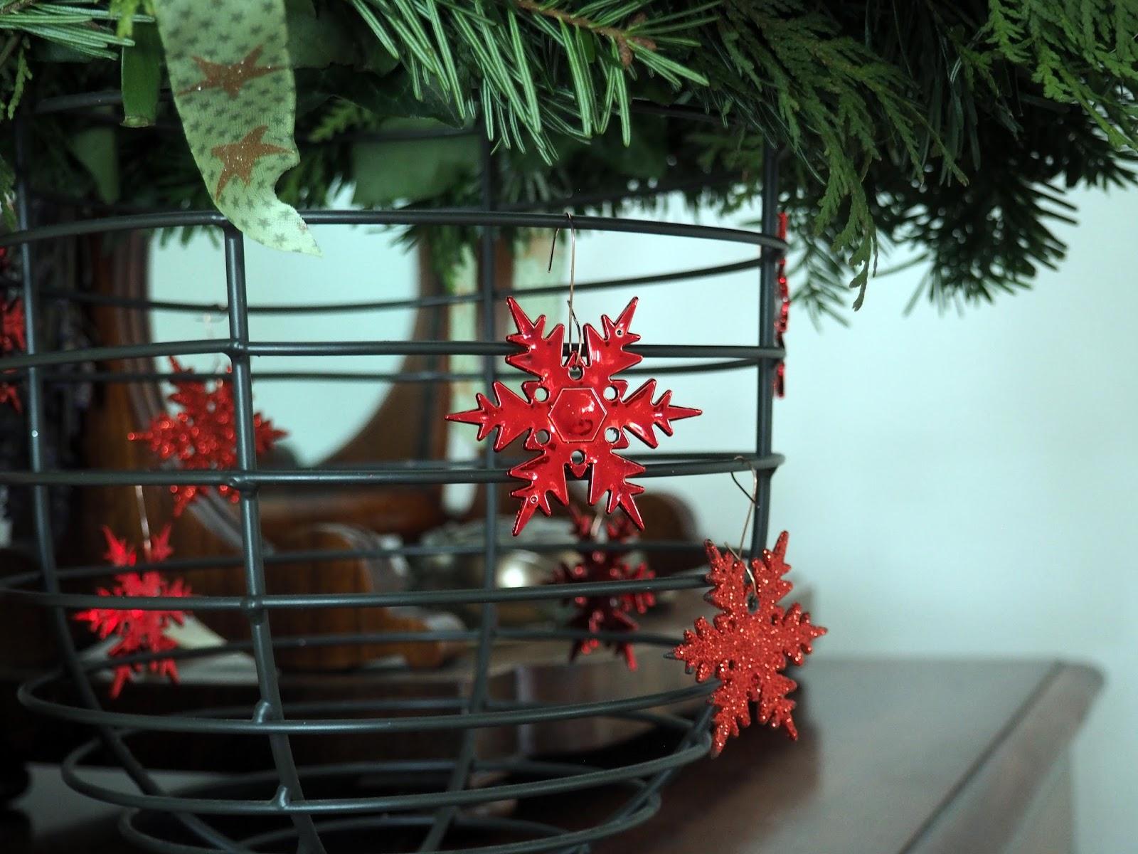 Englische weihnachtsdeko