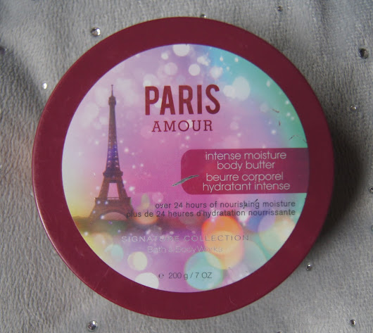 Batht and Body Works - Paris Amour - Intense Moisture Body Butter - opinia / recenzja