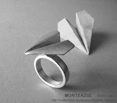 Airplane Ring