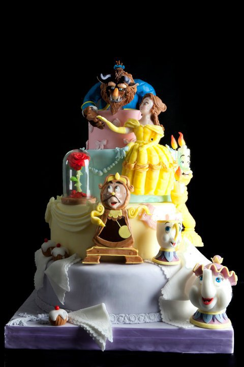 Missymiyen Beautiful Fairytale Cakes