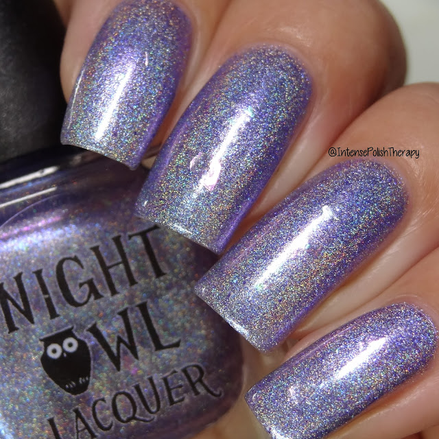 Night Owl Lacquer - Unicorn Aura