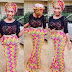Ankara Skirt and Blouse Styles : Long Skirt and Blouse Combinations for Ladies