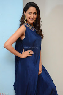 Pragya Jaiswal in beautiful Blue Gown Spicy Latest Pics February 2017 004.JPG