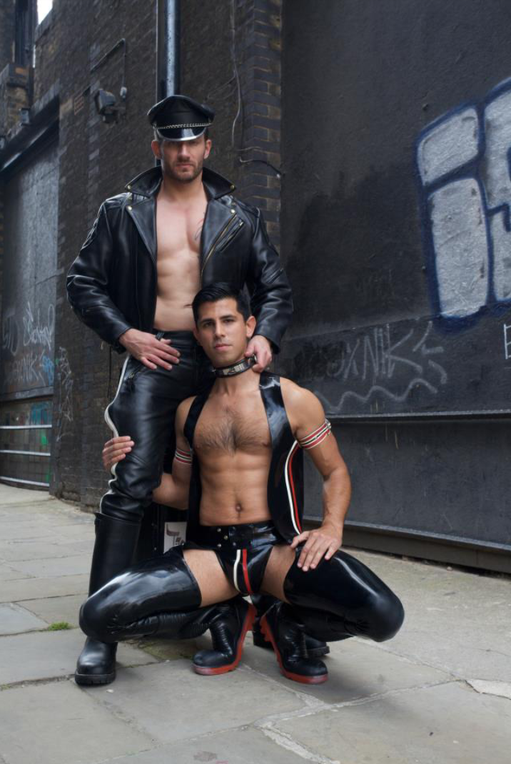 Get gay leather biker fuck porn for free