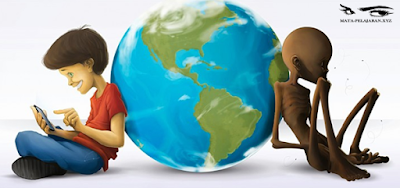 Globlaisasi, Dampak Globalisasi, Dampak Negatif Globalisasi, Dampak Negatif Globalisasi di Bidang Ekonomi, Dampak Negatif Globalisasi di Bidang Politik, Dampak Negatif Globalisasi di Bidang Sosial Budaya.