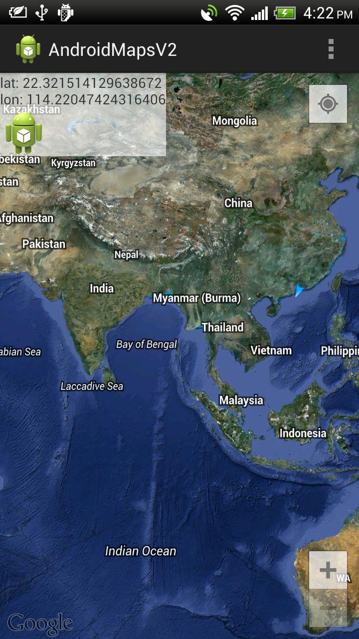 Beaches] Google maps api javafx
