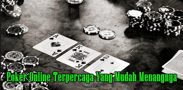 Image result for situs poker online gampang menang
