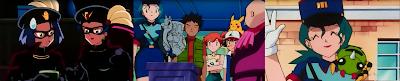Pokémon Capítulo 7 Temporada 3 Entra Spinarak
