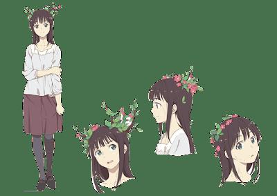 Saori Hayami como Ashise