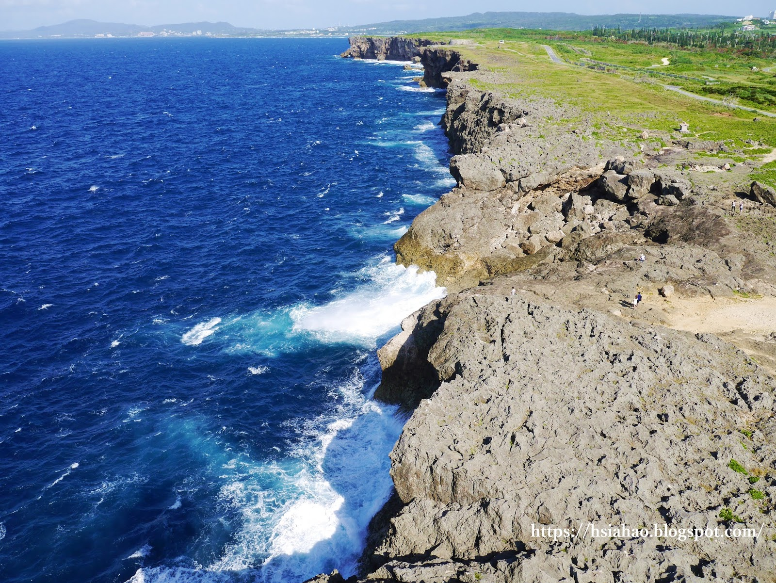 沖繩-景點-推薦-殘波岬-自由行-旅遊-Okinawa-zanpa-cape
