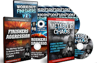 Workout Finishers package
