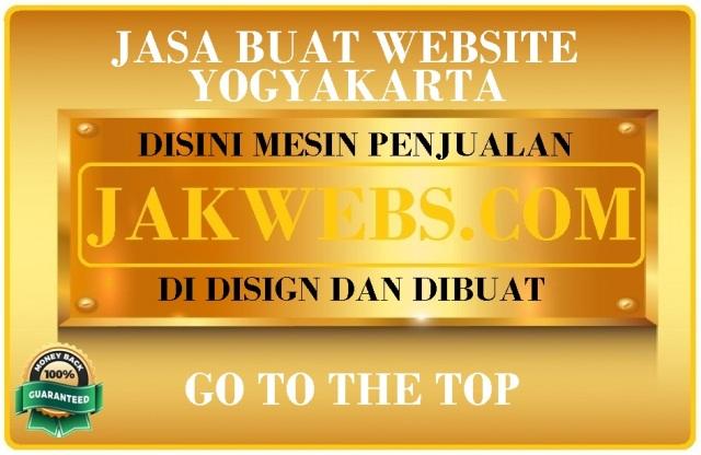 Jasa buat website yogyakarta