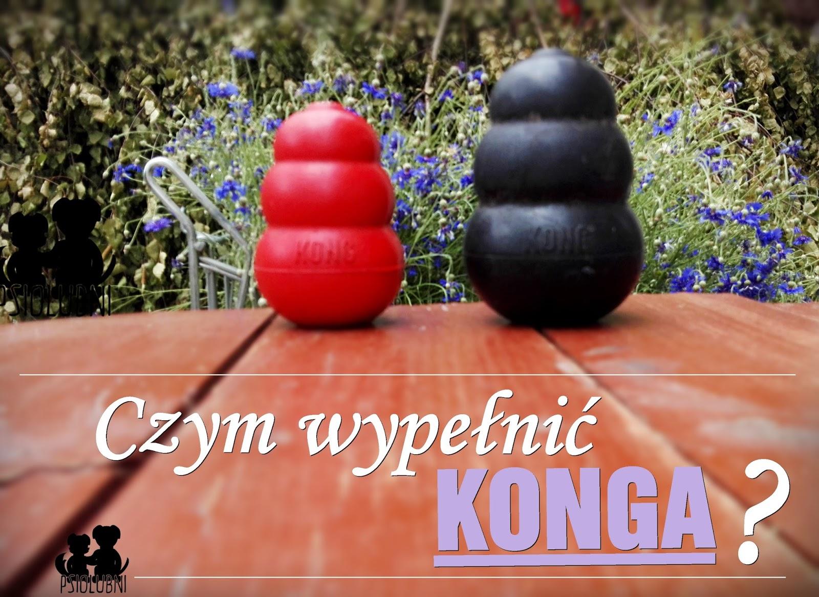 kong, kong classic, kong extreme, zabawka dla psa, jedzenie dla psa, psiolubni.com.pl, blog o psach, karma dla psa, czym wypełnić konga, jak wypełnić konga, zabawka dla psów niszczycieli, wytrzymała zabawka dla psów,