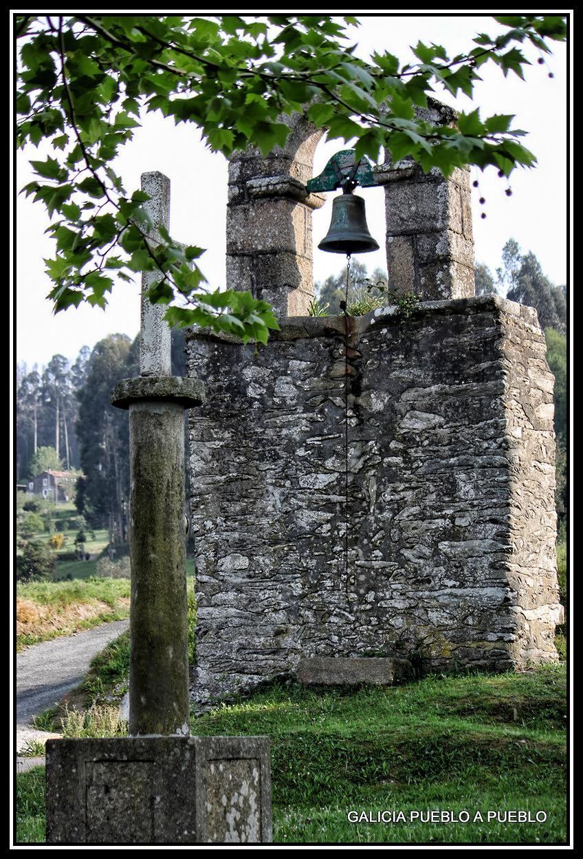 Galicia pueblo a pueblo iglesia de santiago de paderne - Tiempo en oza cesuras ...