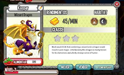 Atualizar dragon city