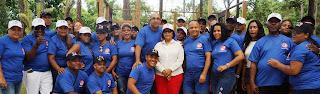 CEMADOJA realiza jornada de limpieza en Jarabacoa respaldando al Medio Ambiente