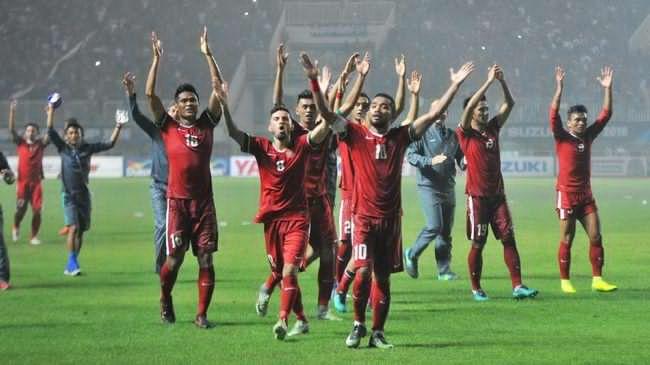 Siaran Langsung Timnas Indonesia vs Fiji