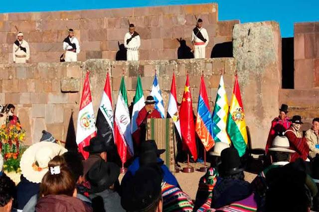 Armenia se incorpora al Foro de Civilizaciones Antiguas