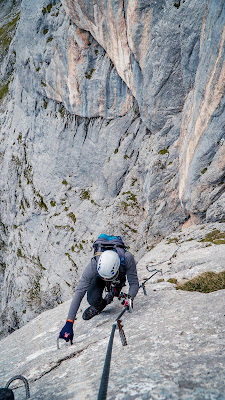 Königsetappe – Austria-Sinabell-Klettersteig und Silberkarsee  Wandern in Ramsau am Dachstein 09