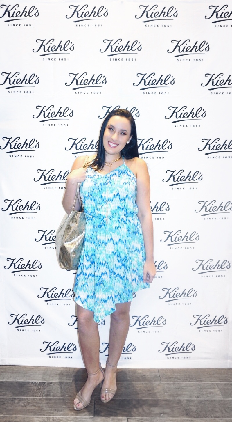 The-Grand-Opening-Of-Kiehls-Disney-Springs-Orlando-Vivi-Brizuela-PinkOrchidMakeup-0