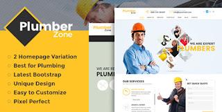 plumbing zone, plumber zone, plumbing - repair, building & construction theme