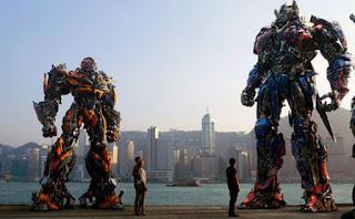 Crítica de Transformers: El último caballero