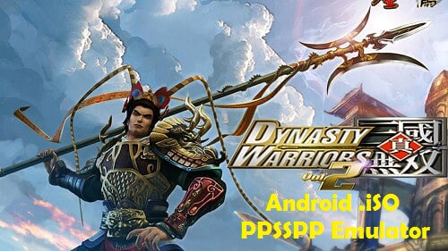 Download Dynasty Warriors vol. 2 iSO (USA) PSP Android