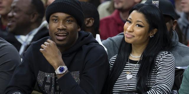 Meek Mill & Nicki Minaj Taking Shots At Each Other On Instagram?