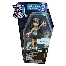 MH Ghouls Skullection 2 Cleo de Nile Mega Blocks Figure
