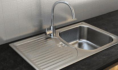 sink 3d model free