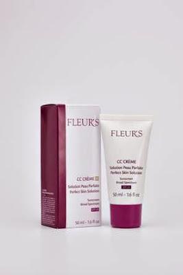 Fleur's CC Crème: Perfect Skin Solution