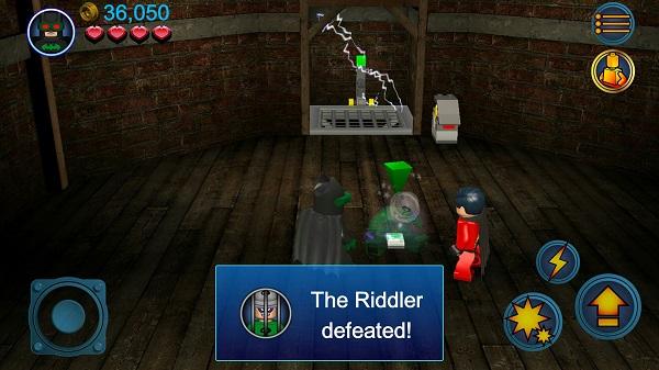 Download Lego Batman 2: DC Super Heroes Mod Lite Apk Data Only 300MB