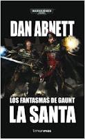 Un ómnibus de Los Fantasmas de Gaunt: La Santa nº2