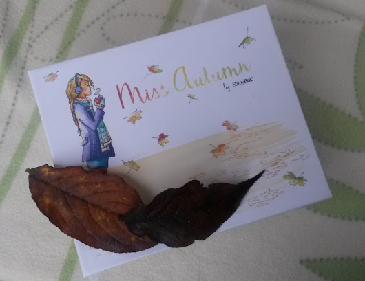 ShinyBox listopad 2015 - Miss Autumn
