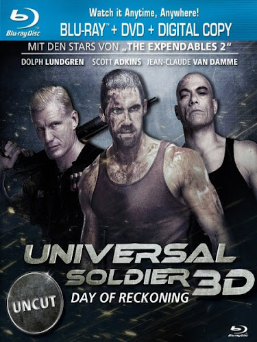 Universal Soldier 4 Day of Reckoning 3D SBS Latino